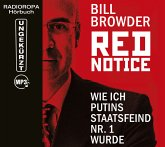 Red Notice, MP3-CD