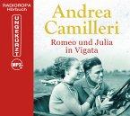 Romeo und Julia in Vigata, MP3-CD