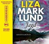 Jagd / Annika Bengtzon Bd.10 (MP3-CD)