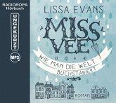 Miss Vee oder wie man die Welt buchstabiert, 1 MP3-CD (DAISY-Edition)