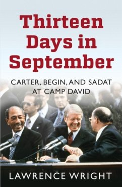 Thirteen Days in September - Wright, Lawrence