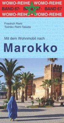 Mit dem Wohnmobil nach Marokko - Riehl, Friedrich; Riehl-Takada, Toshiko