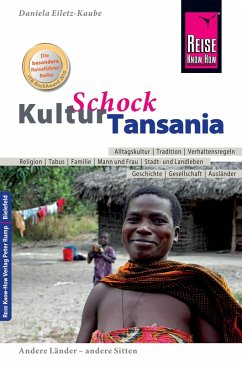 Reise Know-How KulturSchock Tansania (eBook, ePUB) - Eiletz-Kaube, Daniela