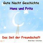 Gute-Nacht-Geschichte: Hans und Fritz - Das Seil der Freundschaft (MP3-Download)