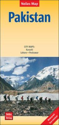 Nelles Maps Pakistan