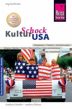Reise Know-How KulturSchock USA (eBook, PDF) - Henke, Ingrid