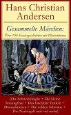Gesammelte Märchen: Über 100 Kindergeschichten mit Illustrationen (eBook, ePUB)
