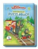 Unser Sandmännchen. Geschichten-Puzzlebuch