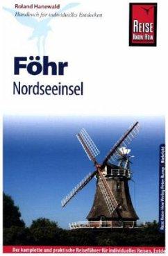 Reise Know-How Föhr - Hanewald, Roland