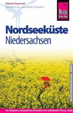 Reise Know-How Nordseeküste Niedersachsen - Hanewald, Roland