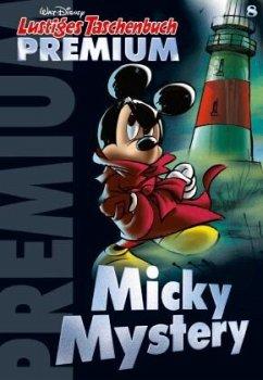 Micky Mystery / Lustiges Taschenbuch Premium Bd.8