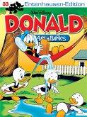 Disney: Entenhausen-Edition-Donald / Lustiges Taschenbuch Entenhausen-Edition Bd.33