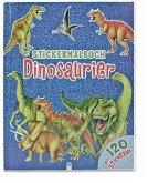 Stickermalbuch Dinosaurier