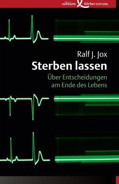 Sterben lassen (eBook, ePUB) - Jox, Ralf J.