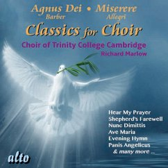 Agnus Dei-Classics For Choir - Marlow/Choir Of Trinity College Cambridge
