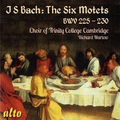 Motetten Bwv 225-230 - Marlow/Choir Of Trinity College Cambridge