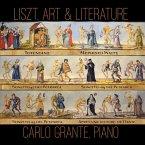 Liszt,Art And Literature