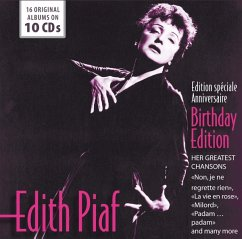 Birthday Edition:16.. - Piaf,Edith