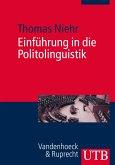 Einführung in die Politolinguistik (eBook, ePUB)