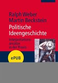 Politische Ideengeschichte (eBook, ePUB)