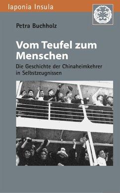Vom Teufel zum Menschen (eBook, PDF) - Buchholz, Petra