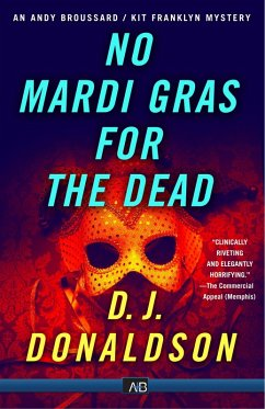 No Mardi Gras for the Dead (eBook, ePUB) - Donaldson, D.J.