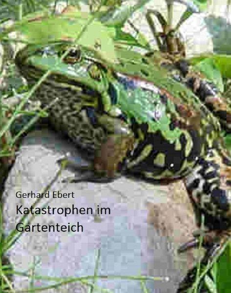 Katastrophen im Gartenteich (eBook, ePUB) - Ebert, Gerhard