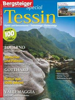 BERGSTEIGER Special 21: Tessin