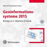 Geoinformationssysteme 2015, 1 CD-ROM