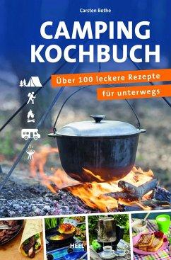 ADAC - Das Campingkochbuch - Bothe, Carsten