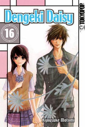 Buch-Reihe Dengeki Daisy
