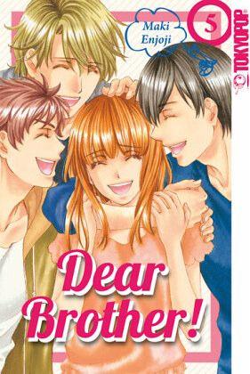Buch-Reihe Dear Brother!
