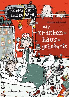 Das Krankenhausgeheimnis / Detektivbüro LasseMaja Bd.17 (eBook, ePUB) - Widmark, Martin