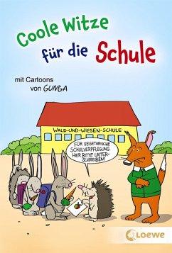 Coole Witze für die Schule (eBook, ePUB)