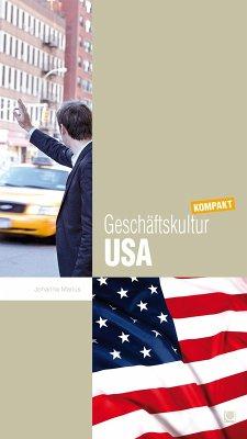 Geschäftskultur USA kompakt (eBook, PDF) - Johanna Marius
