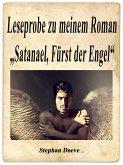 """Leseprobe zu meinem Roman """"Satanael, Fürst der Engel"""" (eBook, ePUB)"""