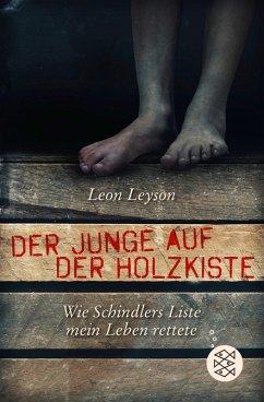 Der Junge auf der Holzkiste. Wie Schindlers Liste mein Leben rettete (eBook, ePUB) - Leyson, Leon