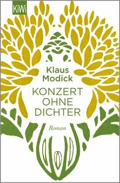 Konzert ohne Dichter (eBook, ePUB) - Modick, Klaus