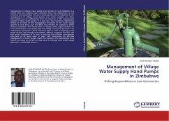 Management of Village Water Supply Hand Pumps in Zimbabwe