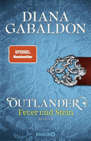 Buch-Reihe Highland Saga von Diana Gabaldon