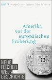 Amerika vor der europäischen Eroberung / Neue Fischer Weltgeschichte Bd.16 (eBook, ePUB)