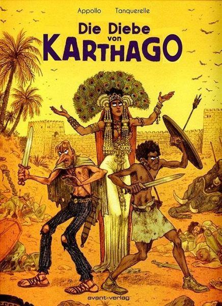 Die Diebe von Karthago - Apollo; Tanquerelle, Herve