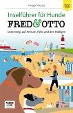 FRED & OTTO unterwegs auf Amrum, Föhr und den Halligen (Pocket-Edition)