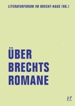 Über Brechts Romane