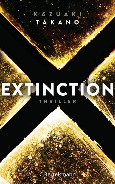 Extinction (eBook, ePUB) - Takano, Kazuaki