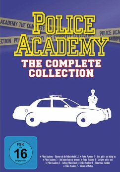Police Academy - The Complete Collection DVD-Box