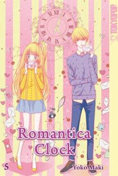 Tokyopop Romantica Clock / Romantica Clock Bd.5