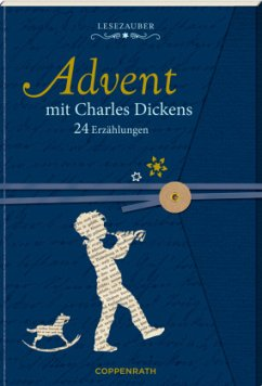 Advent mit Charles Dickens Briefbuch - Dickens, Charles