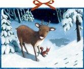Rentier-Weihnacht