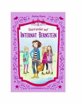Buch-Reihe Internat Bernstein von Andrea Russo